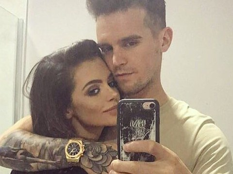Gaz Beadle and Emma McVey reveal traumatic birth as they welcome son Chester