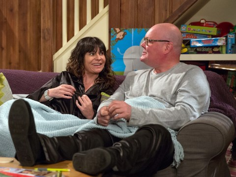 Emmerdale spoilers: Chas Dingle returns and reunites with Paddy Kirk