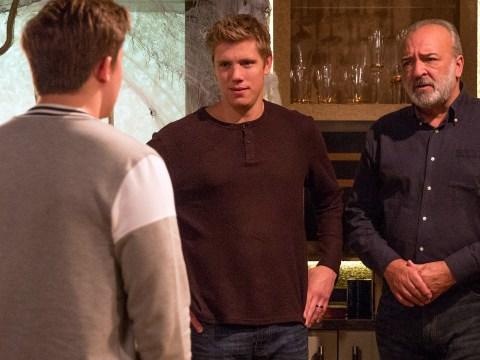 Emmerdale spoilers: Gun drama as Lachlan White takes dangerous revenge on Robert Sugden
