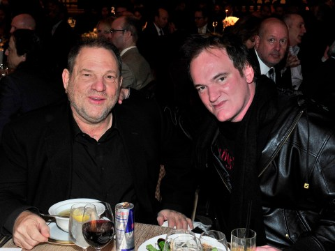 Quentin Tarantino admits he knew about close friend Harvey Weinstein's alleged sexual misconduct