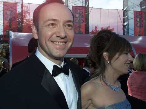 Has Kevin Spacey ever been married or had famous girlfriends?