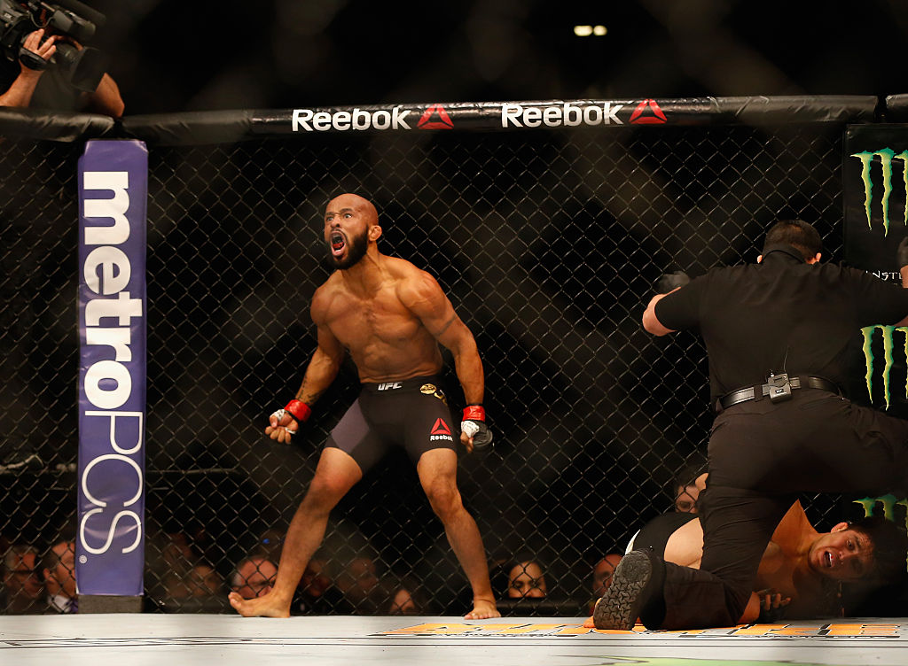 Demetrious Johnson set to grasp his status as undisputed GOAT of UFC champions