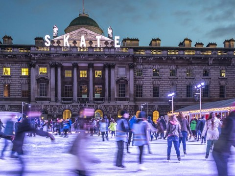 The 9 best UK outdoor ice skating rinks to visit this winter