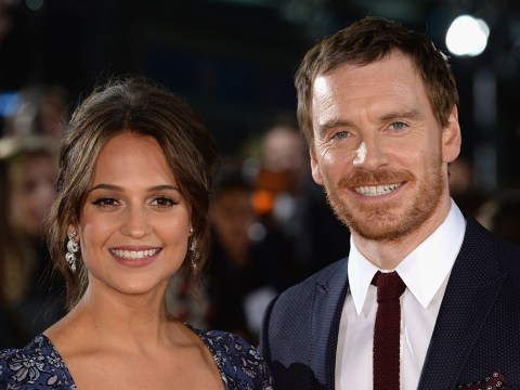 Michael Fassbender and Alicia Vikander have reportedly tied the knot in Ibiza