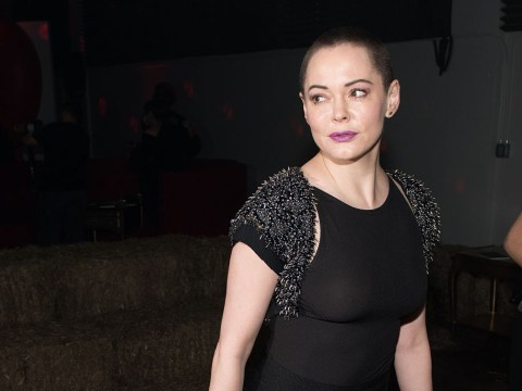 Rose McGowan forced to pull out of public appearances after Harvey Weinstein rape allegations