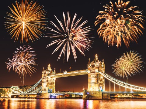 15 of the best fireworks displays to see in London this Bonfire Night