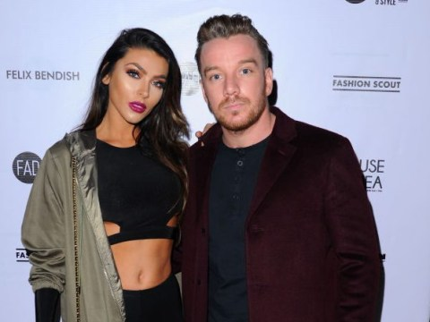 Jamie O'Hara reveals engagement to girlfriend Elizabeth-Jayne Tierney