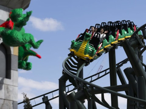Legoland gets opening date for New York theme park