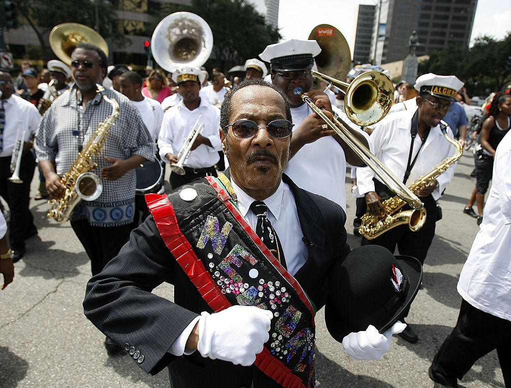 New Orleans jazz funerals: Where life is celebrated through the joy of music