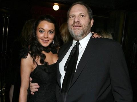 Lindsay Lohan defends Harvey Weinstein in bizarre video: 'I feel bad for him'