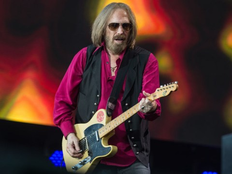 Tom Petty rushed to hospital after being 'found unconscious and not breathing'