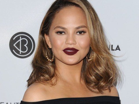 Chrissy Teigen suffers nip slip on Snapchat and owns it like the hero she is
