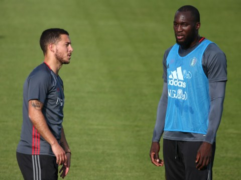 Eden Hazard and brother Thorgan did not want to pass to Michy Batshuayi or Romelu Lukaku in Belgium's defeat of Cyprus