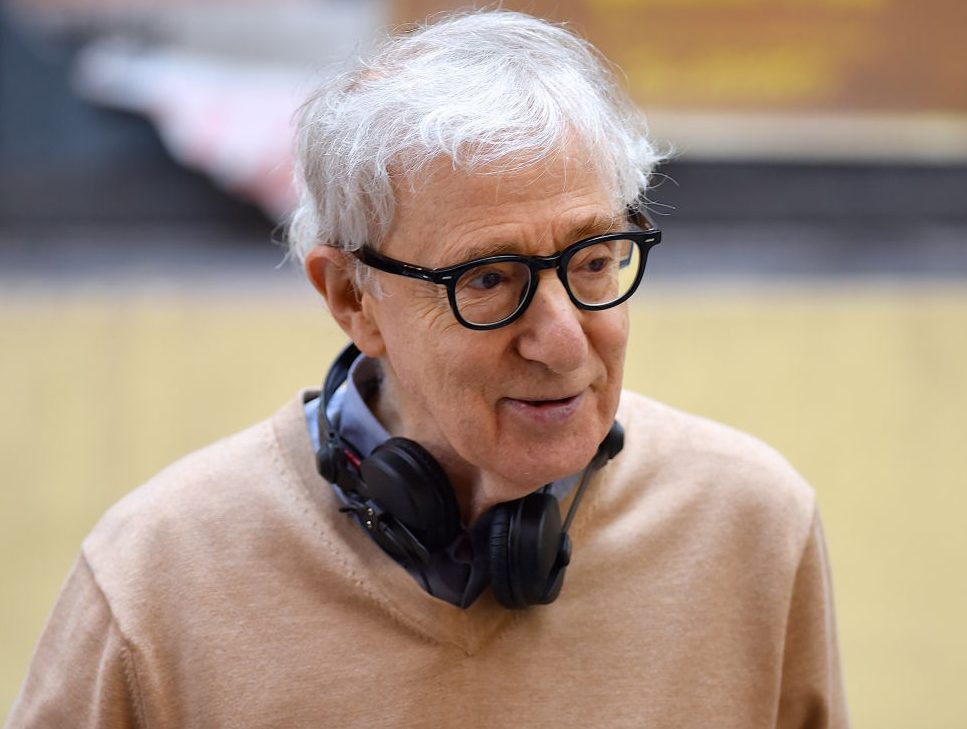 Woody Allen actually believes he should be 'poster boy' for #MeToo movement