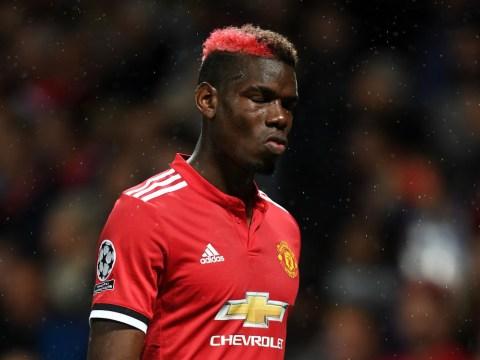 Jose Mourinho claims Paul Pogba 'is not happy' playing alongside Blaise Matuidi in France's midfield