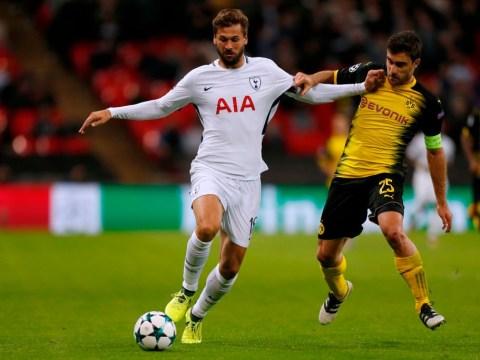 Fernando Llorente explains why he snubbed Chelsea for Tottenham Hotspur move