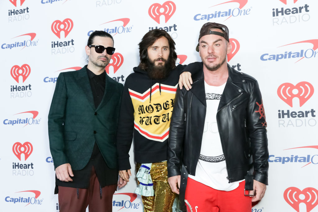 30 Seconds To Mars tickets on sale tomorrow – when and where to get them