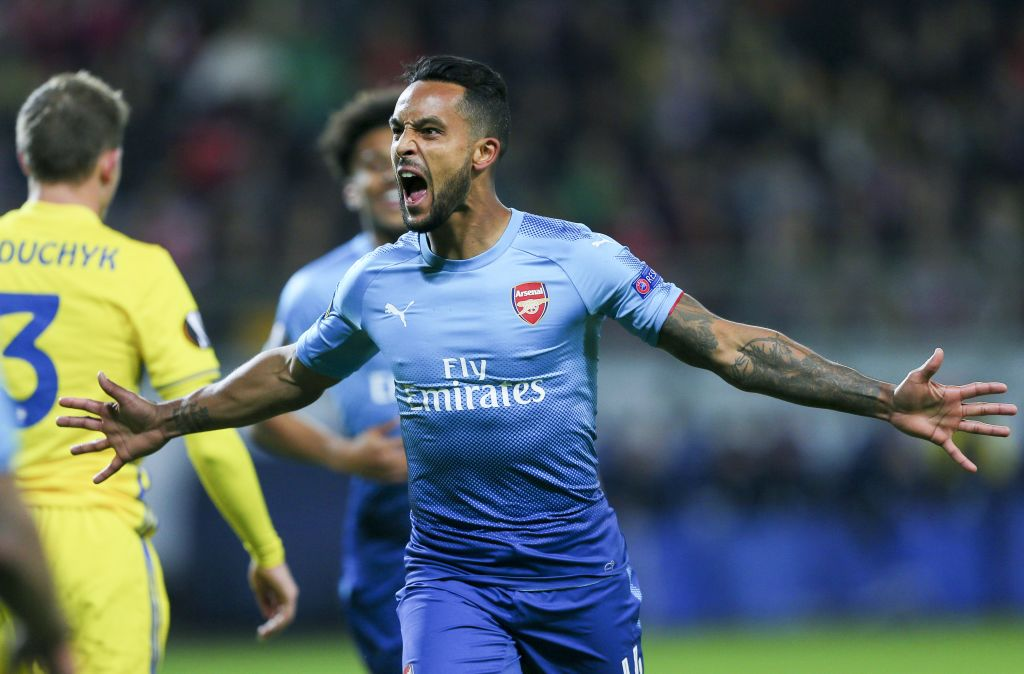 Arsenal ready to sell Theo Walcott in January with Southampton poised to make £15million bid