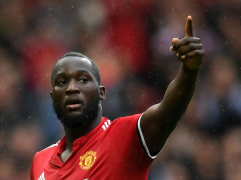 Manchester United striker Romelu Lukaku '100% fit' after ankle injury, says Roberto Martinez