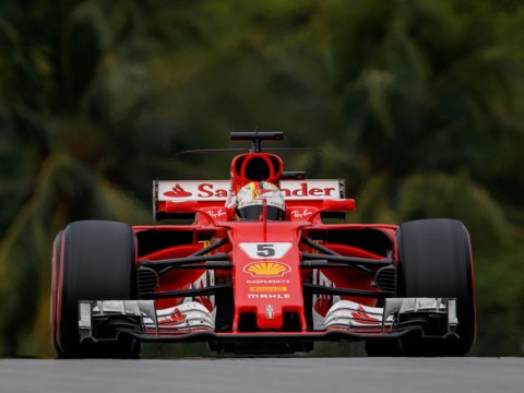 Formula 1 German Grand Prix start time, TV channel and odds