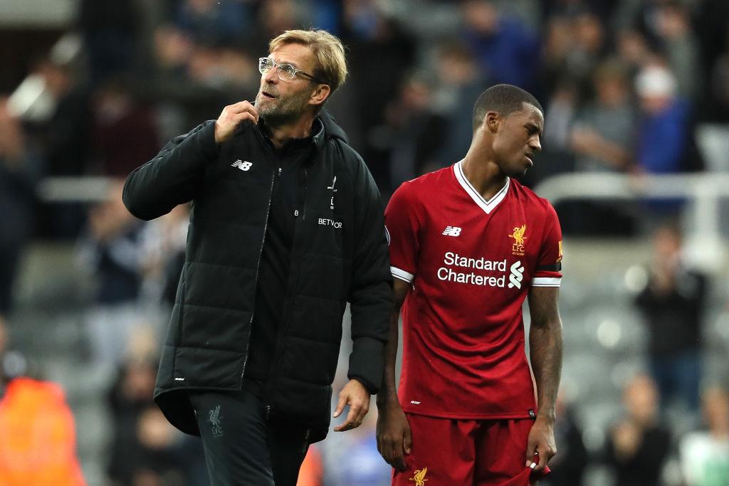 Georginio Wijnaldum hopes international break will help Liverpool stars refocus for club campaign