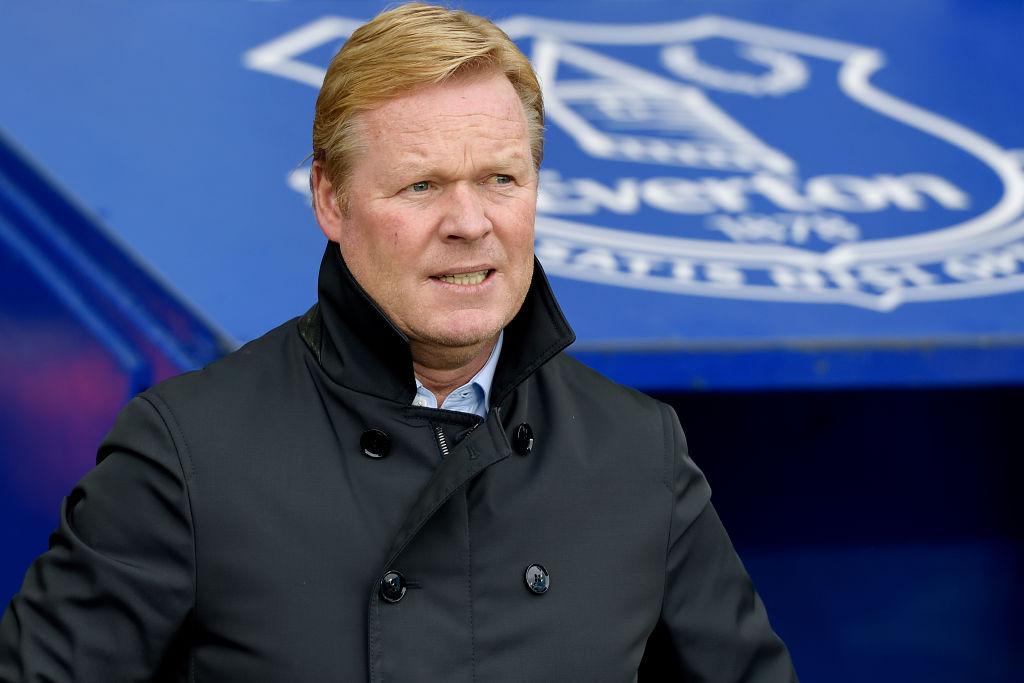 Rafa Benitez on Everton's shortlist to replace Ronald Koeman