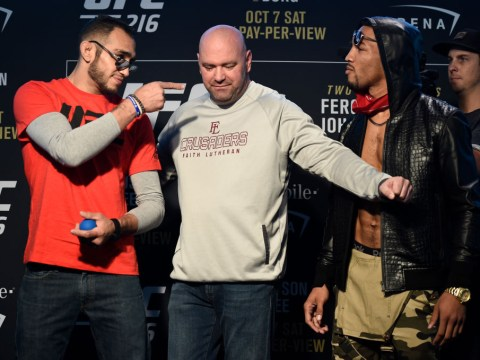 Conor McGregor will be watching closely to see who comes out on top in Tony Ferguson vs Kevin Lee