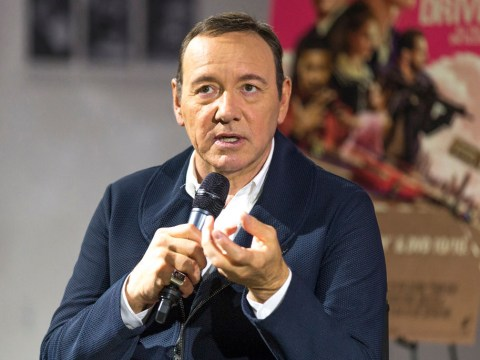 Kevin Spacey accused of sexual harassment by son of Jaws actor Richard Dreyfuss