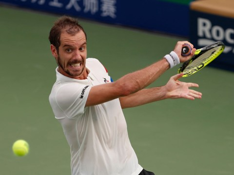 Richard Gasquet sets up Roger Federer meeting in Shanghai