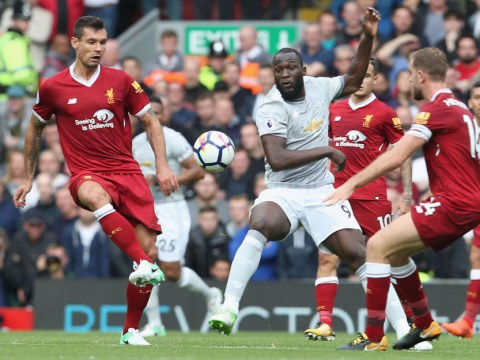 Jose Mourinho aims dig at Liverpool defender Dejan Lovren over Romelu Lukaku 'stamp'
