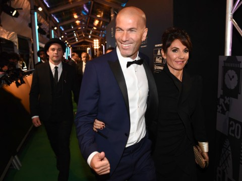 Zinedine Zidane wins Best FIFA coach award ahead of Antonio Conte and Massimiliano Allegri