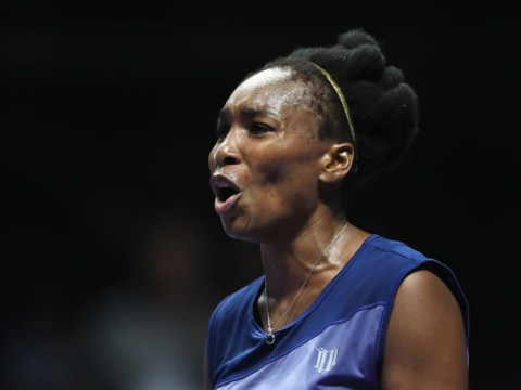 Venus Williams keeps world No. 1 hopes alive after three-hour WTA Finals epic v Jelena Ostapenko