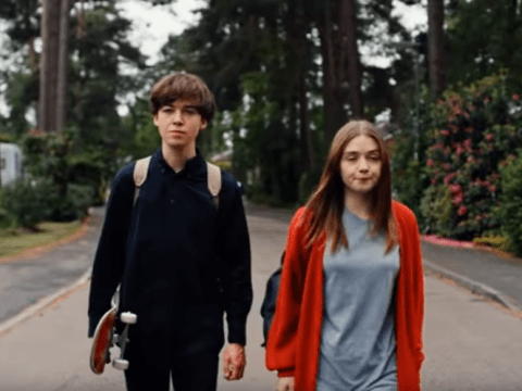 First trailer for black comedy The End Of The F***ing World is here and it looks deliciously unsettling