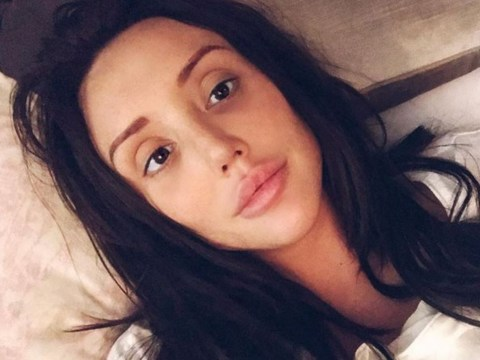 Charlotte Crosby hits out at Bear as photo evidence emerges of him cosying up to brunette he was accused of cheating with