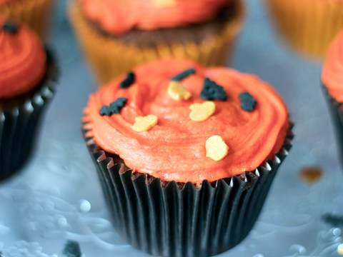 Halloween recipe: Frightfully easy chocolate cupcakes