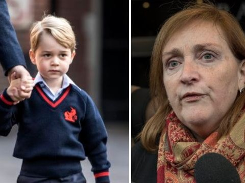 Labour MP goes on rant about Prince George's 'expensive' jumpers