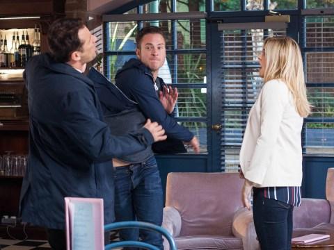 Hollyoaks spoilers: Luke Morgan attacks Tony Hutchinson over his kiss with Mandy Richardson