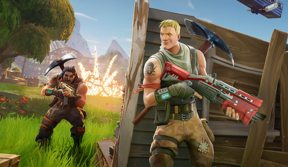 Complete Fortnite Weapon List And Rarity Guide What Are The Best
