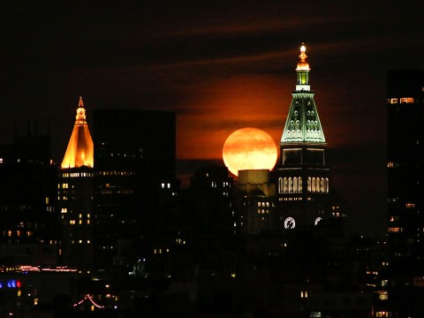 When is the next full moon? Why October's is called a 'Hunter's Moon'
