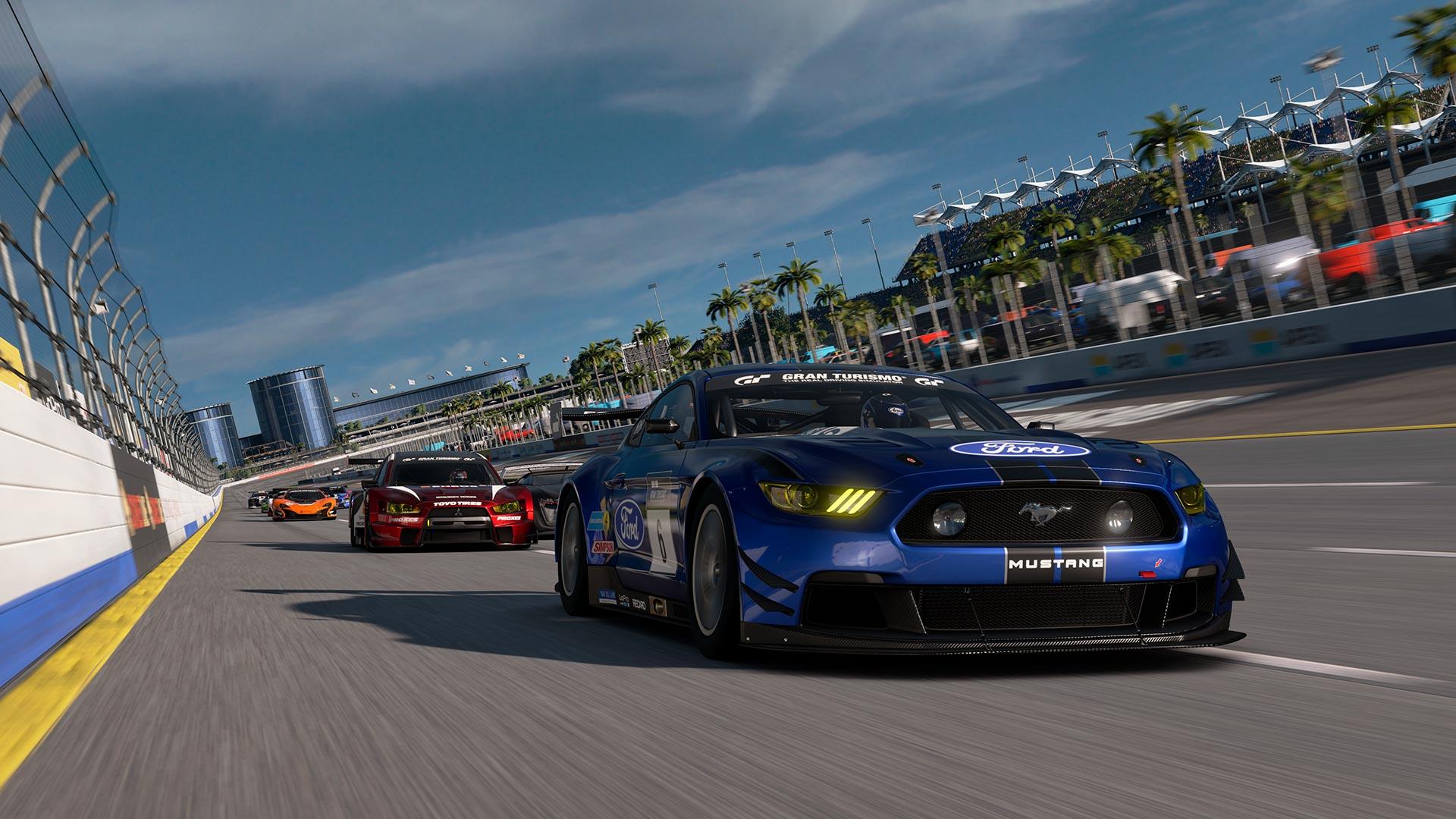 Gran Turismo Sport - half a good game