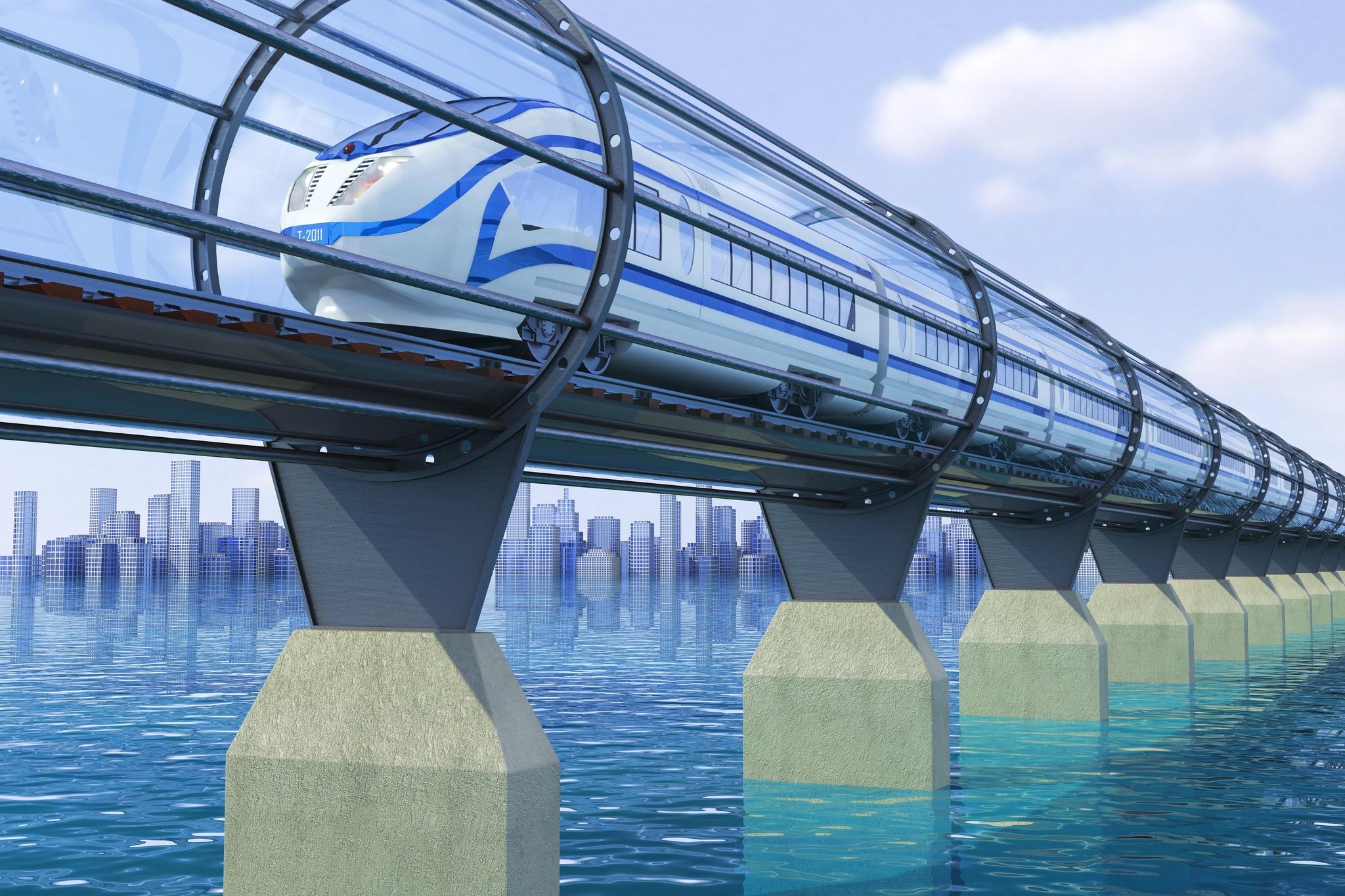 hyperloop speed train (Picture: iStock)