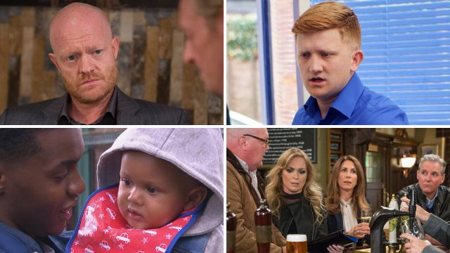 25 soap spoilers: Robert Sugden death plot in Emmerdale, EastEnders birth horror for Stacey, two Coronation Street collapses, Hollyoaks self harm trauma