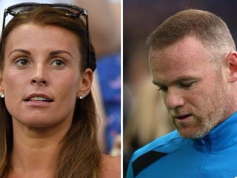 Has she forgiven Wayne? Coleen Rooney hits back at claims she's reverted to her maiden name