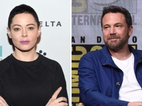 Rose McGowan declares Ben Affleck is lying and knew about Harvey Weinstein abuse all along