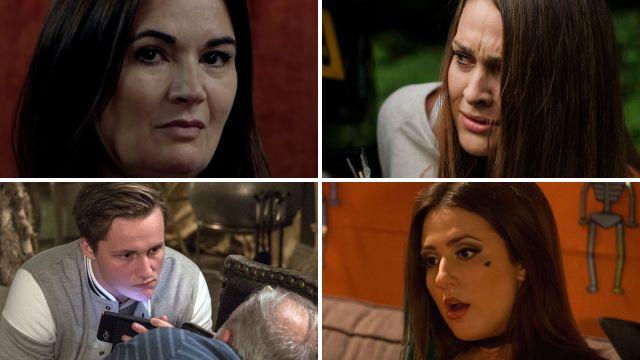 25 soap spoilers: EastEnders Halloween terror, Emmerdale death shock, Coronation Street revenge, Hollyoaks stunt and Casualty arrival