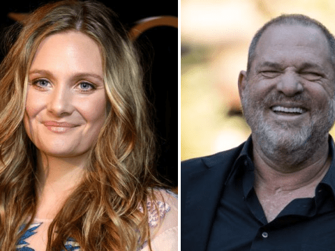 Romola Garai felt 'violated' at age 18 after encounter with Harvey Weinstein in his dressing robe