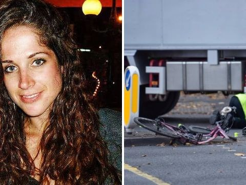 Police appeal for witnesses after young doctor is killed in collision with lorry