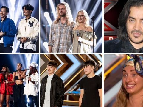 The X Factor: Six unmissable moments from tonight's Six Chair Challenge auditions