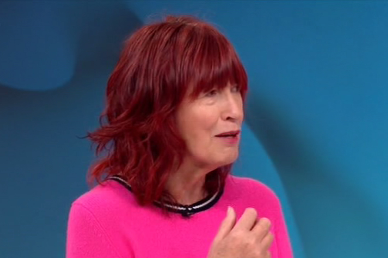 Janet Street-Porter reveals how she could be serving life for manslaughter thanks to a casserole dish