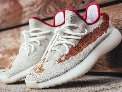 Limited edition Assassin's Creed Origins Yeezys look pretty cool, but there's a catch…